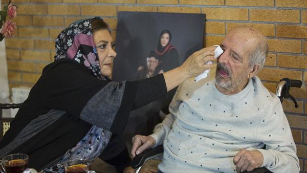 محسن قاضی مرادی بازیگر قدیمی ایرانی درگذشت ( عکس و بیوگرافی )