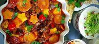 روش تهیه و پخت تاس کباب با ترفند های ساده