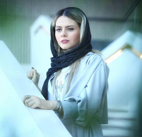 بیوگرافی غزال نظر بازیگر سریال احضار + عکس های جدیدش