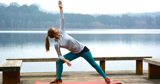 چرا ورزش کردن اعتیاد آور است؟