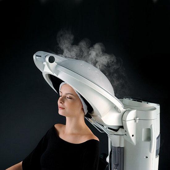 درمان ریزش مو و موخوره با مایکرومیست یا اوزون تراپی مو