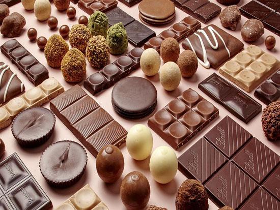 تاریخچه جالب و خواندنی شکلات