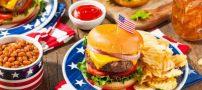 دستور غذایی 5 غذای آمریکایی پرطرفدار و خوشمزه