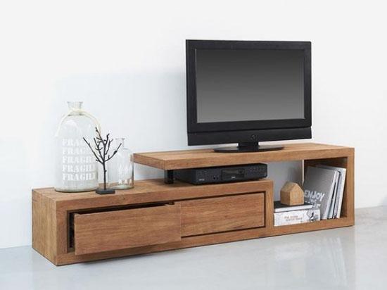 جدیدترین و شیک ترین مدل های میز تلویزیون مدرن