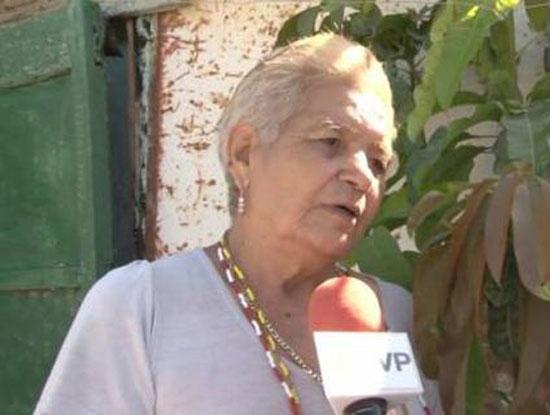 بارداری عجیب این زن در سن 75 سالگی + عکس
