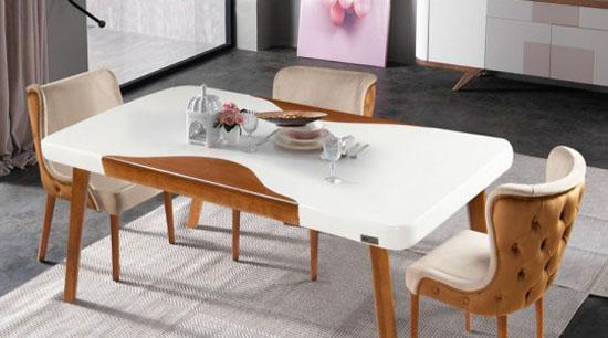 شیک ترین و مدرن ترین مدل میز ناهار خوری