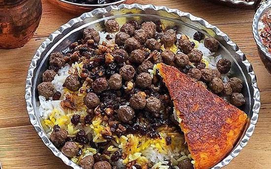 روش تهیه قنبر پلوی شیرازی با ساده ترین ترفند ها