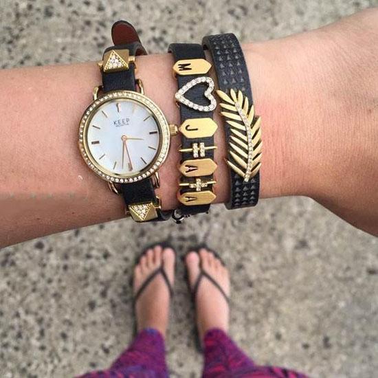 دستبند های شیک و خاص فقط در ایران ناز