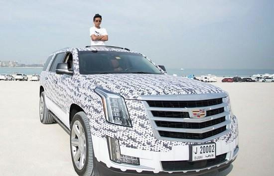 زندگی لاکچری پولدارترین پسر عرب در دبی + عکس