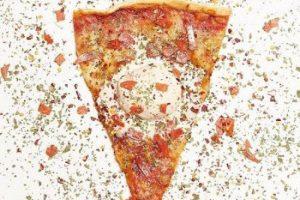 با پیتزا بستنی غذای محبوب مردم جهان آشنا شوید + عکس