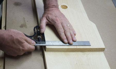 آموزش ساخت جعبه ابزار چوبی در خانه