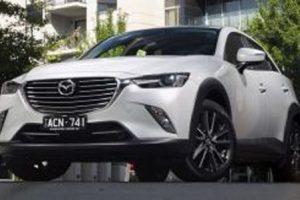 مشخصات و عکس های اتومبیل لوکس و خاص مزدا CX-3