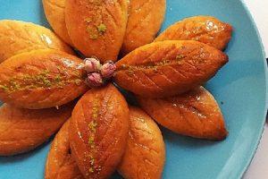 طرز تهیه شیرینی ایشلیک ترکی به روش ایران ناز