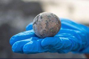 کشف تخم مرغی هزار ساله از دوران پیامبر در اسرائیل + عکس