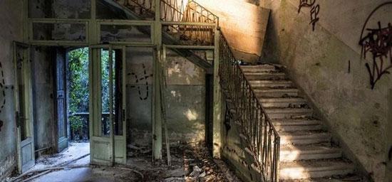 جزیره ای جن زده و ترسناک که هیچ کس حق رفتن به آنجا را ندارد + عکس