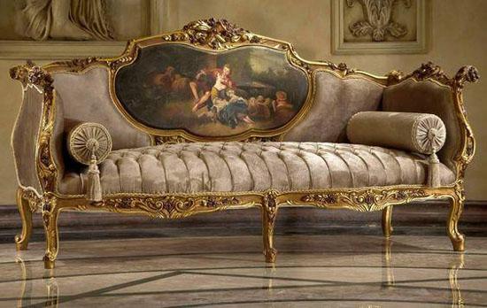 شیک ترین مدل های مبل سلطنتی