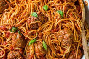 روش تهیه اسپاگتی آلمانی با ترفند های ساده