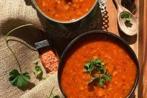 روش تهیه سوپ دال عدس با ترفند های ساده
