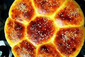 روش تهیه نان لوه مازندرانی در منزل