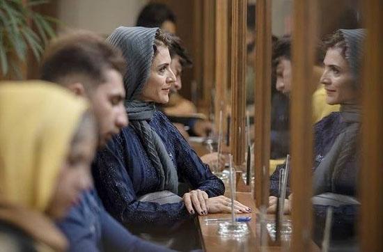 ماجرای حماقت های ویشکا آسایش در سریال دراکولا