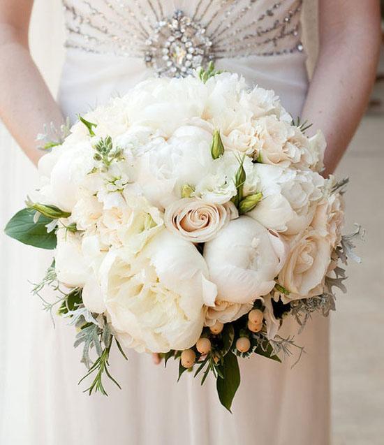 جدیدترین مدل های لاکچری از دسته گل عروس