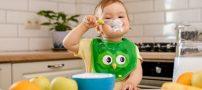 به کودکتان بیشتر از کالری مورد نیازش غذا ندهید