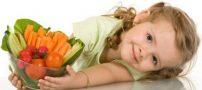 معرفی میوه ها و سبزیجات عالی و پر فایده برای کودکان