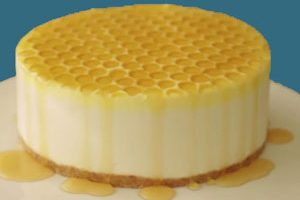 روش تهیه چیز کیک عسل در منزل