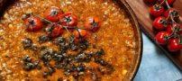 روش تهیه آش گوجه فرنگی مقوی و بسیار ساده