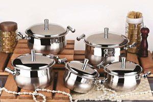 با عوارض و مضرات استفاده از ظروف استیل آشنا شوید