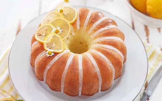 روش تهیه کیک لیمو و پرتقال با ترفند های ساده
