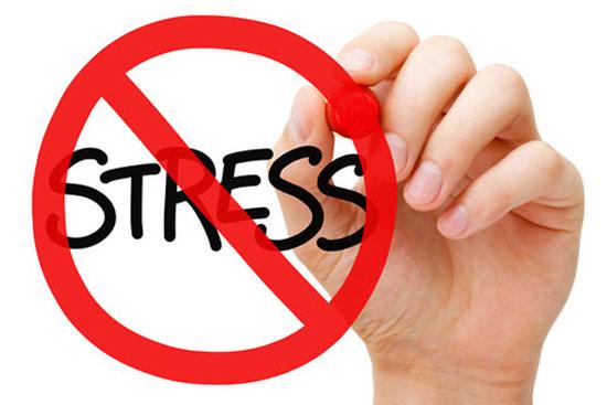راهکار های فوق العاده برای از بین بردن استرس