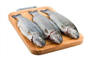 ترفند های عالی برای فریز کردن ماهی