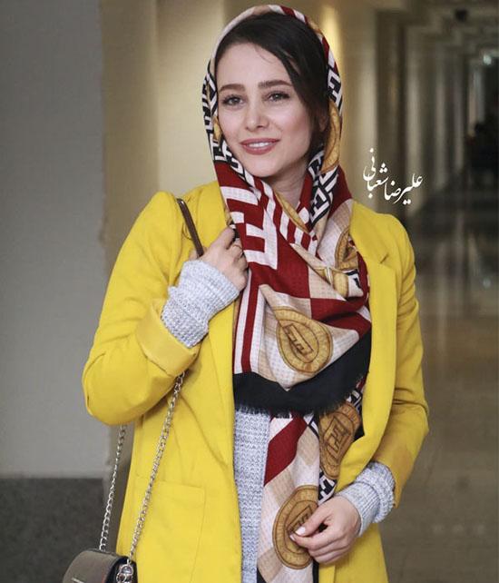 جدیدترین عکس های الناز حبیبی