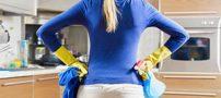 9 ترفند غیر معمولی و آسان برای تمیز کردن خانه