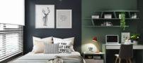 آشنایی با بهترین رنگ ها برای دکوراسیون اتاق خواب