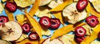 خشک کردن میوه در خانه با ترفندهای ساده و مفید