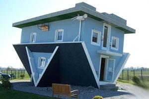 با عجیب ترین خانه های دنیا آشنا شوید + عکس