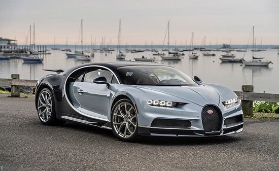 سریع ترین اتومبیل های جهان در سال 2021 + عکس