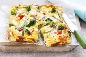 روش تهیه صبحانه فریتاتا فقط در ایران ناز