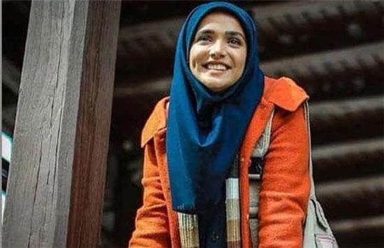 بیوگرافی سارا باقری بازیگر نقش مائده در سریال افرا