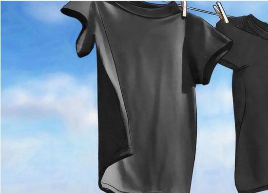 چرا لباس های مشکی پس از شست و شو بور میشوند؟