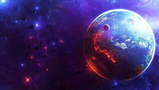 مقاله ای کوتاه درباره از بین رفتن جهان هستی