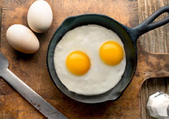 مضرات تخم مرغ که روی فوایدش را میپوشاند!