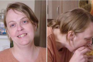 رژیم غذایی عجیب زنی که 30 سال است فقط چیپس می خورد