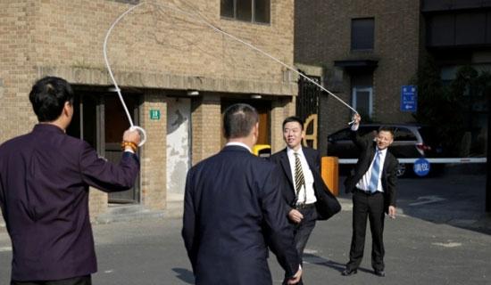 وضع قوانین جدید و سخت علیه مردان زن نما چینی