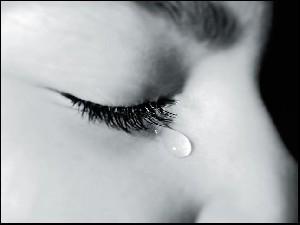 عکس چهره ی غمگین