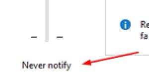 غیر فعال کردن User Account Control
