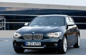 معرفی خودرو ب ام و سری 1 جدید