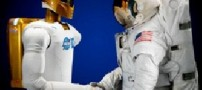 ساخت رباتی که همانند انسان است
